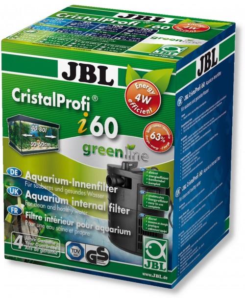 JBL CristalProfi i60 GREENLINE-вътрешен филтър за аквариум. до 80л.