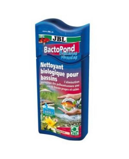 JBL BactoPond - за избистряне на водата с живи бактерий 500ml.