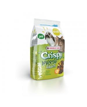 ХРАНА ЗА ЗАЙЦИ - Crispy мюсли за зайци 20 кг.
