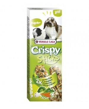 Крекери за зайци - Crispy