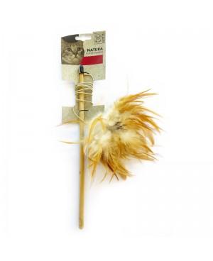 играчка въдица за котки NATURA  35,5см.