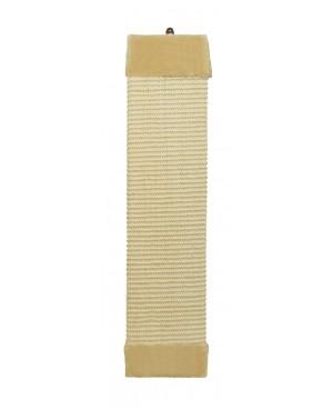 драскалка за котка  -  дъска с плюш за стена или врата