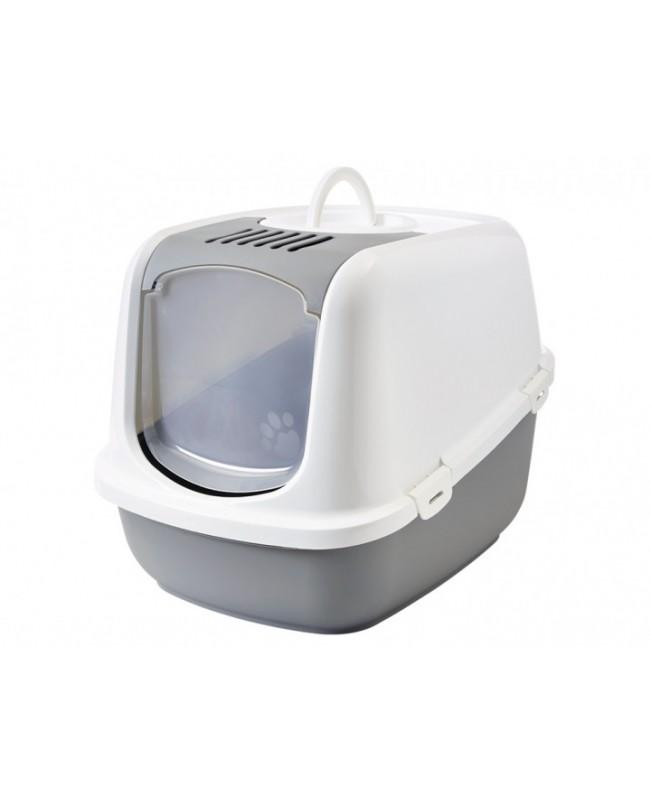 Тоалетна с филтър NESTOR JUMBO - NOBBY Германия - 66,5 х 48,5 х 46,5 см - Аксесоари за котки