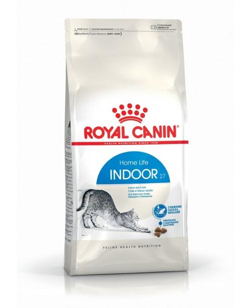 Суха храна за котки - Royal Canin Indor 27  10кг. - Суха храна за котки