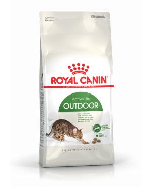 Суха храна за котки -Royal Canin Outdoor 30  10кг. - Суха храна за котки
