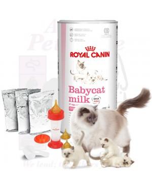 Храна за котки - Royal Canin Vet Care Babycat Milk - витално мляко за радост на малките котета - 300 гр - Котки