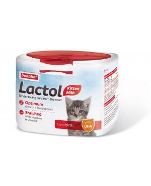 Сухо мляко за котенца - Beaphar Lactol 250гр. - Котки