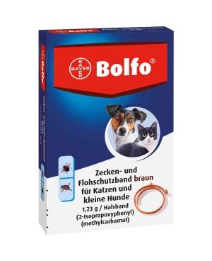 Bolfo-противопаразитен нашийник за малки кучета и котки 38см.