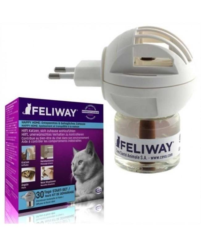Feliway Classic- дифузер и пълнител - Козметика за котки