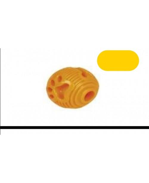 Играчка TPR топка - NOBBY Германия - оранжева 6 см