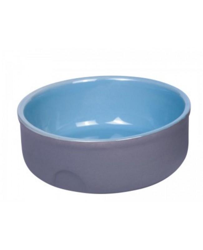 керамична купичка Nobby Германия -13х5см. синя - Кучета