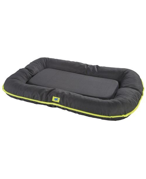 Легло за куче - OSCAR 120 --ЧЕРНО-ВОДОНЕПРОПУСКЛИВО 120Х80 H13,5CM