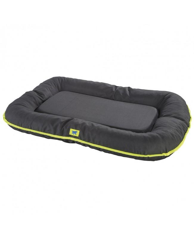 Легло за куче - OSCAR 120 --ЧЕРНО-ВОДОНЕПРОПУСКЛИВО 120Х80 H13,5CM -