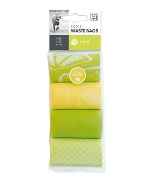 хигиенни торбички ароматизирани с лимон 4х15бр.
