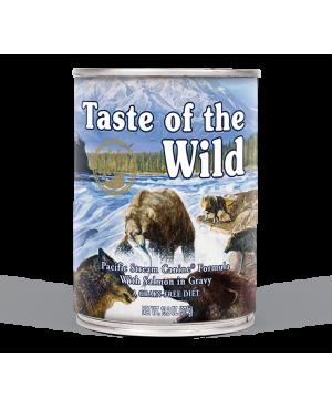Консерва за куче -Taste Of The Wild със сьомга и бяла риба 390гр.