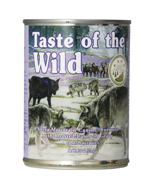 Консерва за куче -Taste Of The Wild с агнешко 390гр.