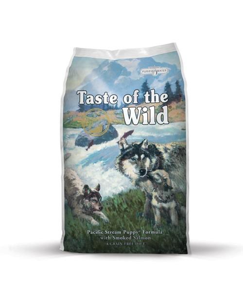 Суха храна за кучета Taste of the Wild - Pacific Stream Puppy - Кучета