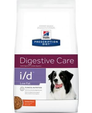 Суха храна за кучета - HILL'S Canine i/d Low Fat 12кг.-диета за кучета с панкреатит