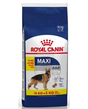 Суха Храна за кучета- Royal Canin Maxi Adult 15+3