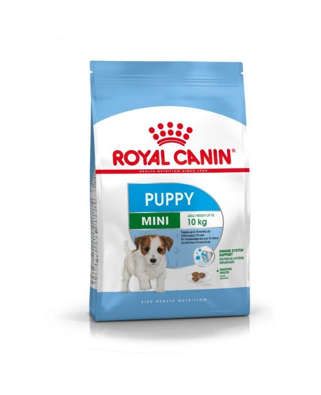 Суха храна за кучета Royal Canin Mini Puppy / Junior - Кучета