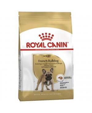 Суха храна за кучета -Royal Canin Breed French Bulldog Adult 3кг. - Кучета