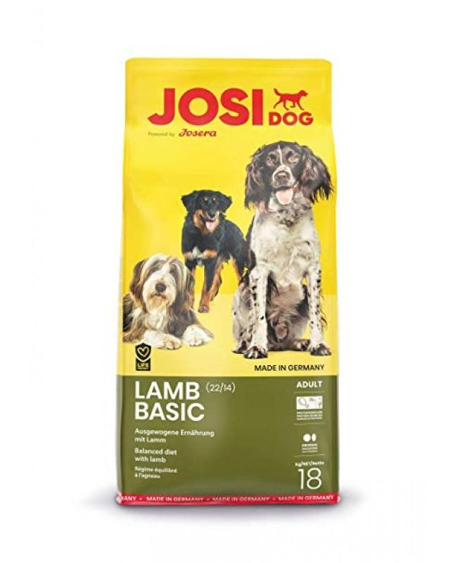 Josera Lamb Basic 18kg. - Кучета