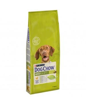 Суха храна за кучета Purina Dog Chow Adult пиле - Кучета
