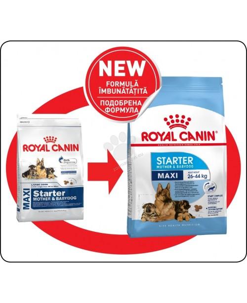 Суха храна за кучета Royal Canin Maxi Starter Mother & Babydog - Кучета