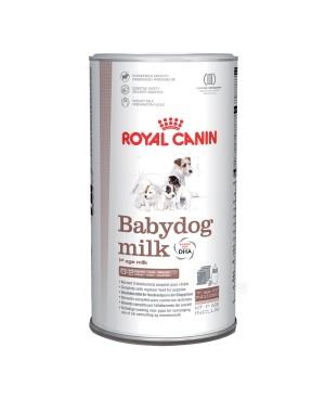 Храна за кучета - Royal Canin Babydog Milk - алтернативно витално сухо мляко за кученца от раждането до отбиването - 400 гр - Кучета