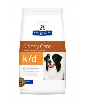 Суха храна за кучета -HILL'S Canine k/d - Кучета