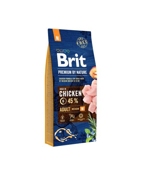 Суха храна за кучета BRIT PREMIUM 15кг. - Кучета