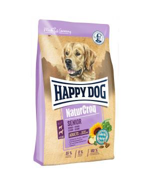 Happy Dog NaturCroq Senior - суха храна за възрастни кучета над 7год.  15кг.