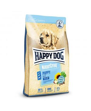 Happy Dog NaturCroq Puppy - суха храна за подрастващи кучета от 1-6месец  15кг.