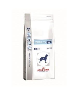 Суха храна за кучета - Royal Canin Mobility C2P+ Dog - цялостна диетична храна за кучета с тегло до 20 кг, благоприятен ефект върху функцията на ставите, особено върху ставните хрущяли - 12 кг - Кучета