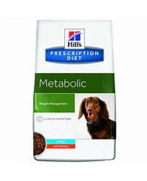Суха храна за кучета - HILL'S Canine Metabolic Mini - Кучета