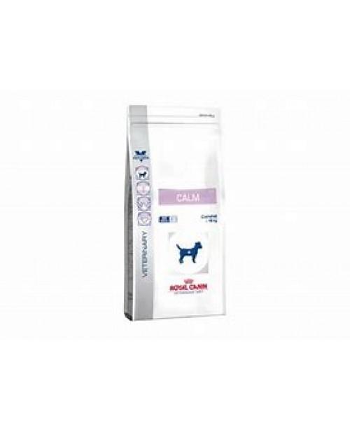 Суха храна за кучета - Royal Canin Veterinary Diet - Calm Dog - помага на кучетата под 15 кг да се справят със стресови ситуации - 4 кг - Кучета