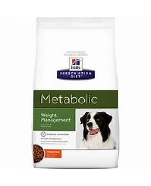 Суха храна за кучета - HILL'S Canine Metabolic 12кг.- диета за кучета с наднормено тегло