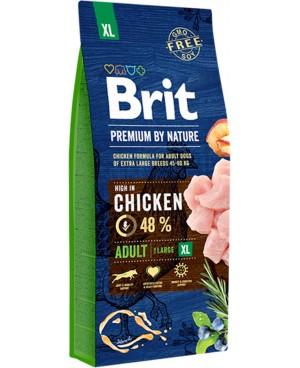 Суха храна за кучета BRIT PREMIUM XL 15кг. - Кучета