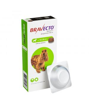 Bravecto - хапче за външно обезпаразитяване  10-20кг.