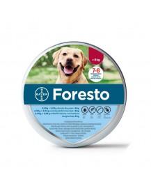 Foresto - нашийник срещу бълхи и кърлежи за големи кучета (70 cm.)