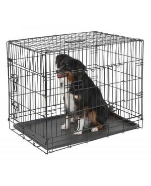 Стационарна клетка за куче Nobby