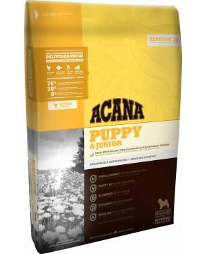Суха храна за кучета Acana Puppy & Junior - Кучета