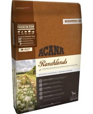 Суха храна за кучета Acana Regionals Ranchlands - Кучета