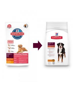 Суха храна за кучета Hill's Canine Adult Large Breed пилешко 18кг.