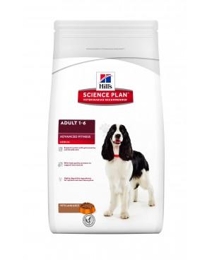 Суха храна за кучета Hill's Canine Adult medium агнешко и ориз 14кг.