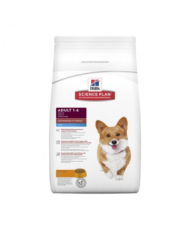 Суха храна за кучета Hill's Canine Adult Mini пилешко - Кучета