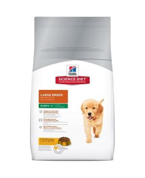 Суха храна за кучета  Hill's Canine Puppy Large Breed - Кучета