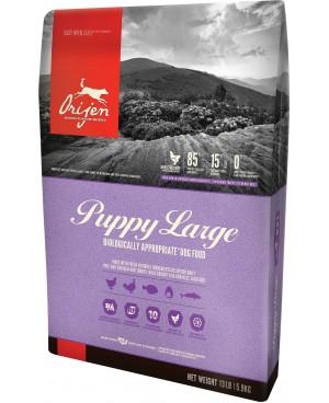 Суха храна за кучета Orijen Puppy Large - Кучета