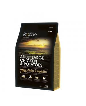 Суха храна за кучета Profine Adult Large Chicken & Potatoes - Кучета