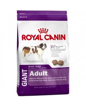 Суха храна за кучета Royal Canin Giant Adult - Кучета